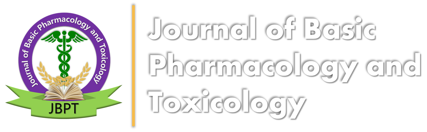Journal of Basic Pharmacology and Toxicology (JBPT) Logo